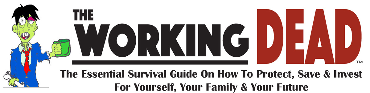 The Working Dead Logo